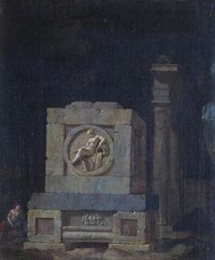 A Classical Tomb