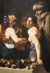 Allegory of the Four Seasons