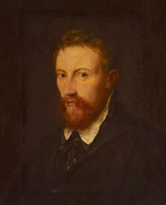 An Unknown Man with a Red Beard