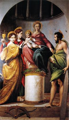 Bardi Altarpiece