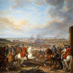 Battle of Fontenoy, 11th May 1745