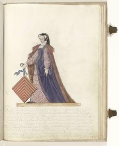 Bertha van Egmond, vrouwe van Culemborg