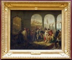 Bonaparte and the Plague Victims of Jaffa