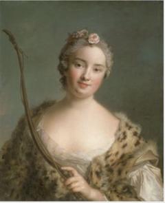 Charlotta Fredrika Sparre (1719-1795), later Countess Fersen