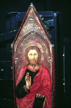 Christ in Benediction