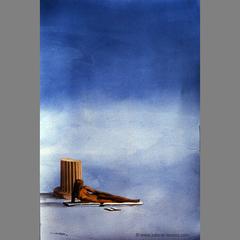 COLONNE - Column - by Pascal