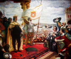 Coronation of King João IV