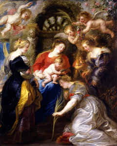 Crowning of Saint Catherine