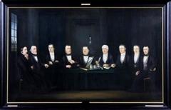 De plaatselijke Commissie van Geneeskundig Toevoorzicht te Leiden in 1856
