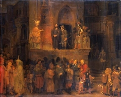 Die Ausstellung Christi