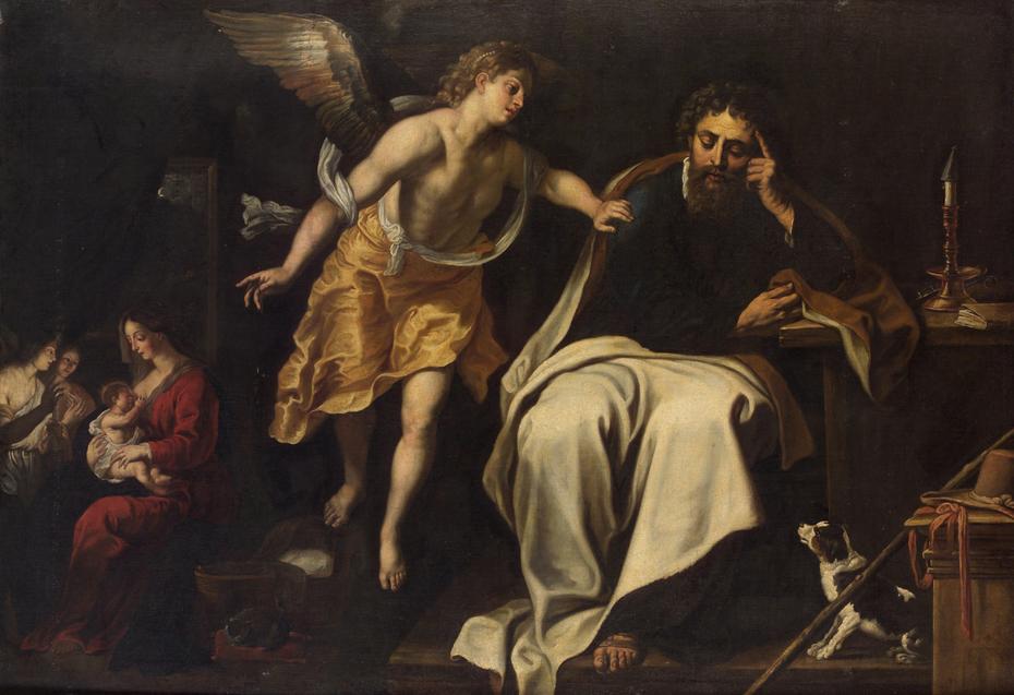 Dream of Saint Joseph