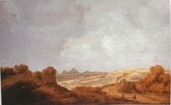 Dune Landscape on Walcheren