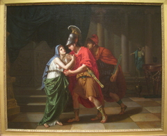 Electra Receiving the Ashes of her Brother, Orestes