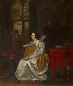 Ellen Adderly, Viscountess Dillon of Costello-Gallin (1809-1896)