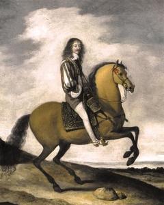 Equestrian portrait of Henri II d'Orléans, duc de Longueville (1595-1663)