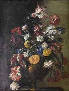 Flowers in a vase (840.10.1)