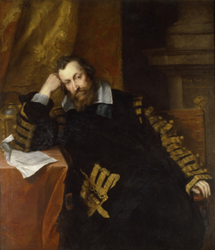 Henry Percy, 9th Earl of Northumberland KG (1564-1632), 'The Wizard Earl'