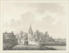 Het dorp Hoevelaken