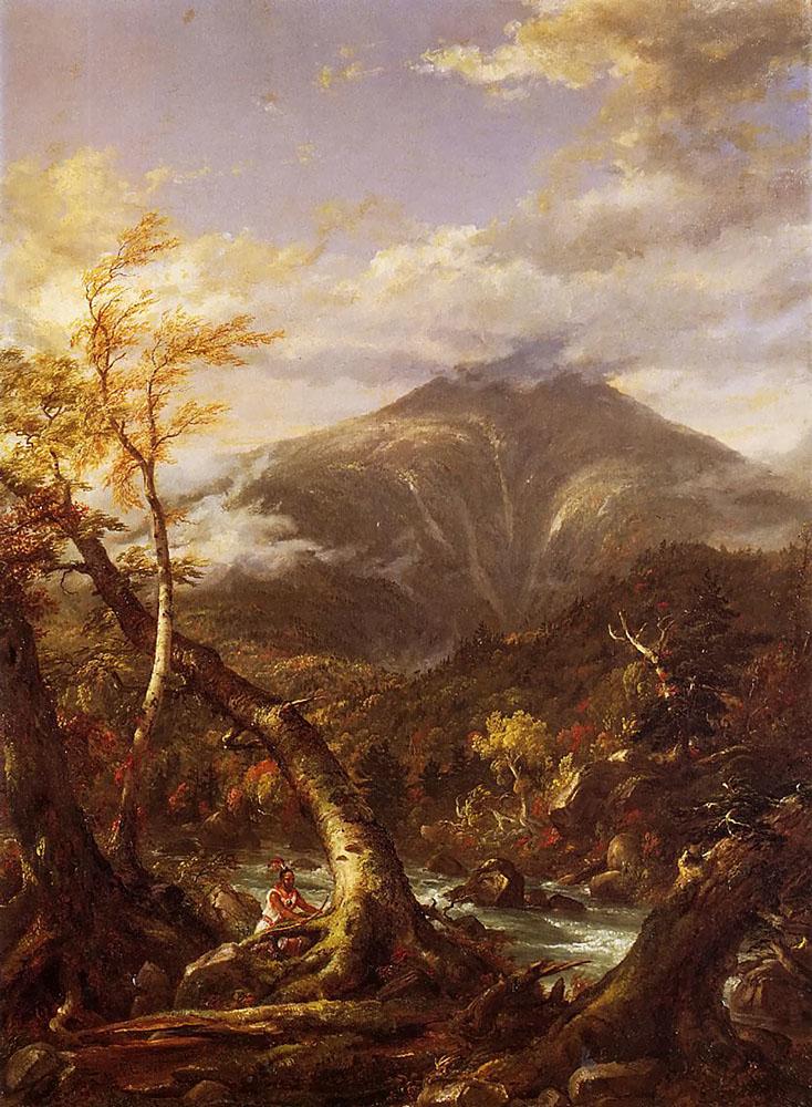 Indian Pass Tahawus