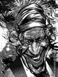 Keith Richards Caricature