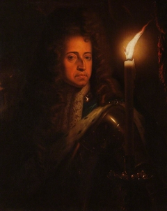 King William III (1650–1702) by Candlelight