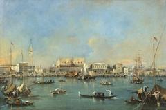 La Piazzetta et le quai des Esclavons