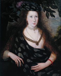 Lady Elizabeth Pope