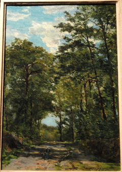 Landscape from Viroflay