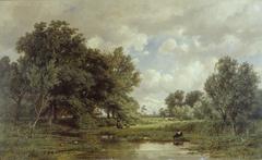 Landscape near Schoonhoven