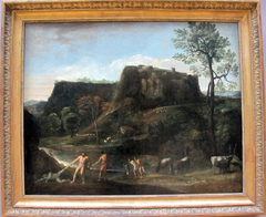Landscape with Hercules and Cacus