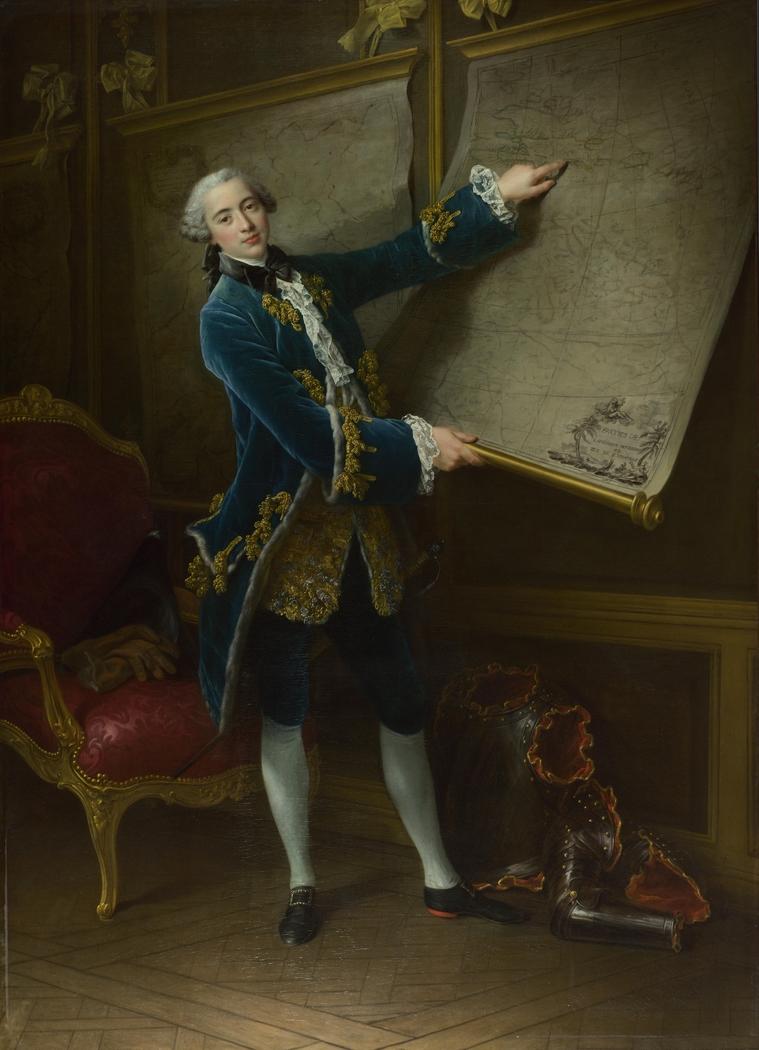 Le Comte de Vaudreuil