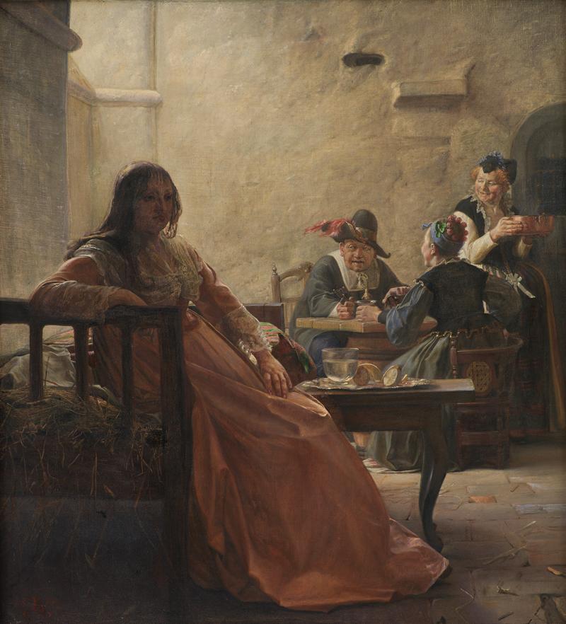 Leonora Christina in Prison