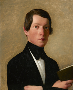 Leopold Musch at the age of 35