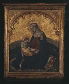Madonna van de Nederigheid (Humilitas Madonna)