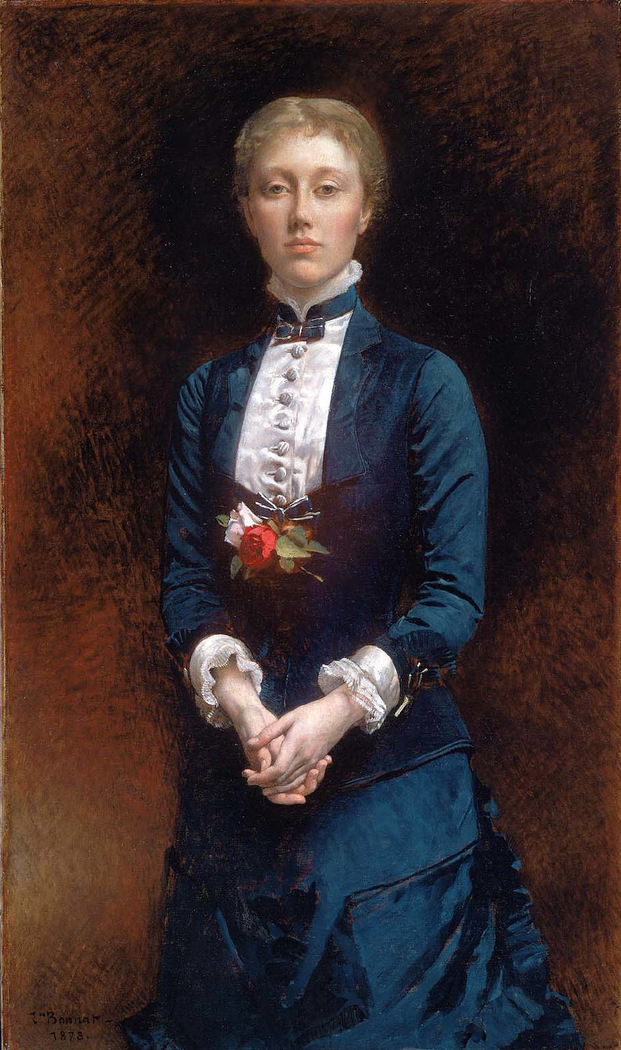 Mary Sears (later Mrs. Francis Shaw)