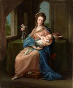 Mary Taylour, Viscountess of Headfort, later Countess of Bective and Marchioness of Headfort (1776–1795)