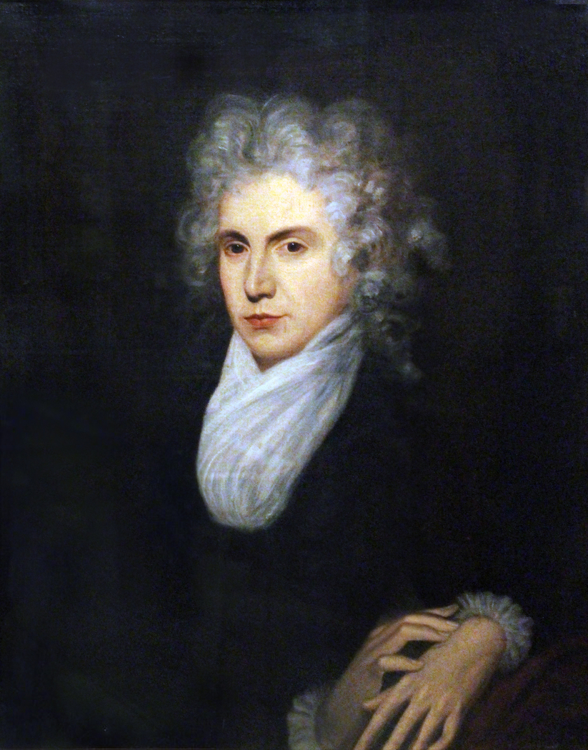 "Mary Wollstonecraft"" John Williamson - Artwork on USEUM"