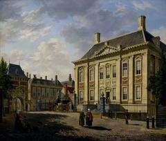 Mauritshuis in The Hague