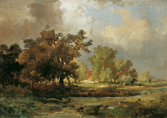 Motiv aus Oosterhout in Holland