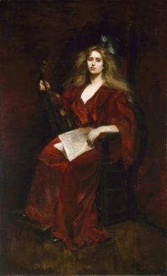 Natalie with Violin