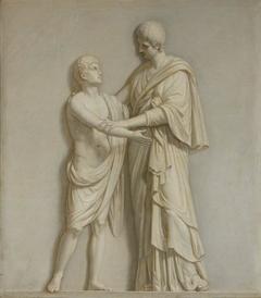Orestes and Electra