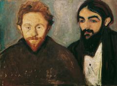 Paul Herrmann and Paul Contard