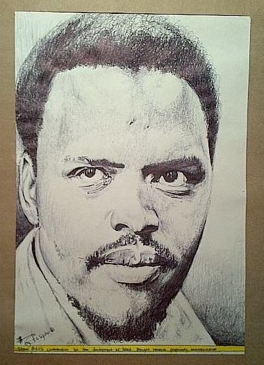 Pen Portrait of Steve Biko