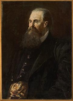 Portraif of a man – Mr. Zarewicz (?)