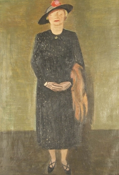 Portrait de Madame Kars