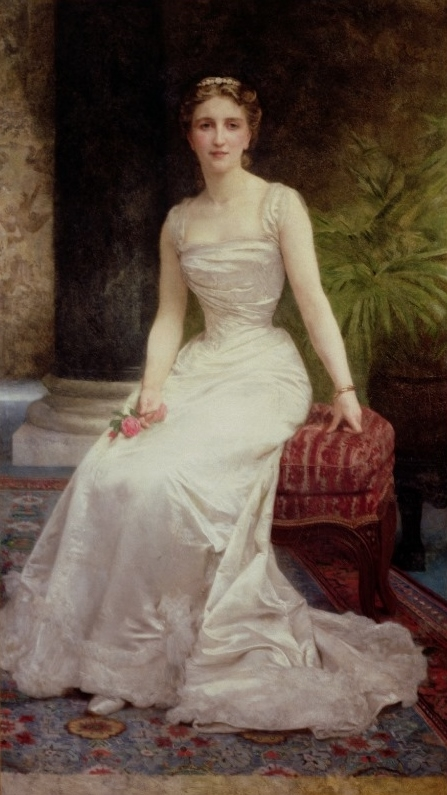 Portrait de Madame Victor Olry Roederer