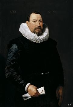 Portrait of a Man, 1618