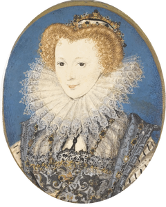 Portrait of a Noblewoman, possibly Lettice Knollys