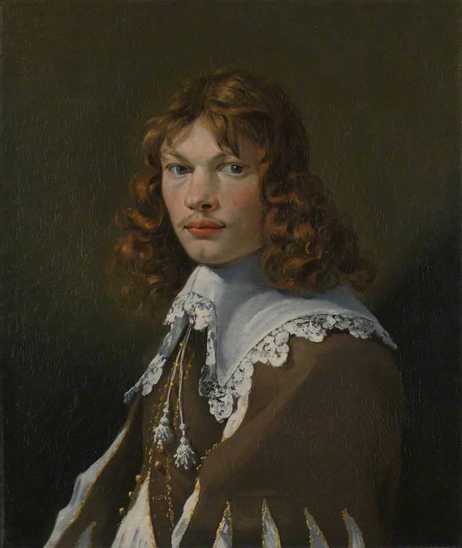Portrait of a Young Man (Self Portrait?)