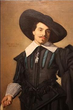 Portrait of Cornelis Coning